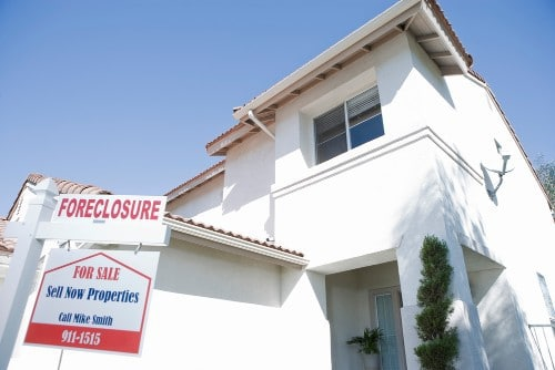 How a Housing Foreclosure Crisis Can Re-arrange the Housing Landscape