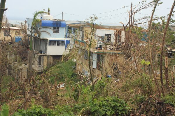 What Puerto Rico's Disaster Has Taught Us About Readiness for Disasters